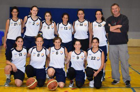 נבחרת כדורסל נשים