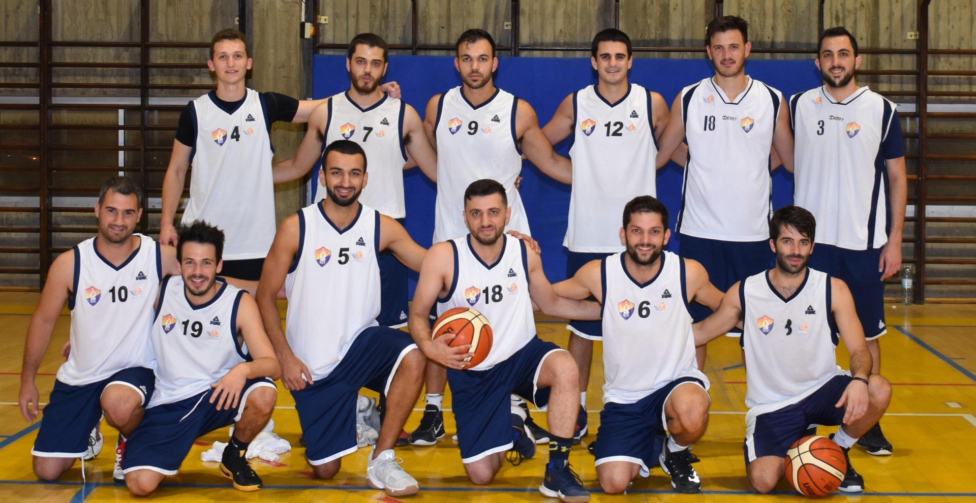 נבחרת כדורסל גברים