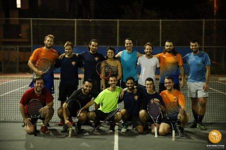 נבחרת טניס אסא בן גוריון