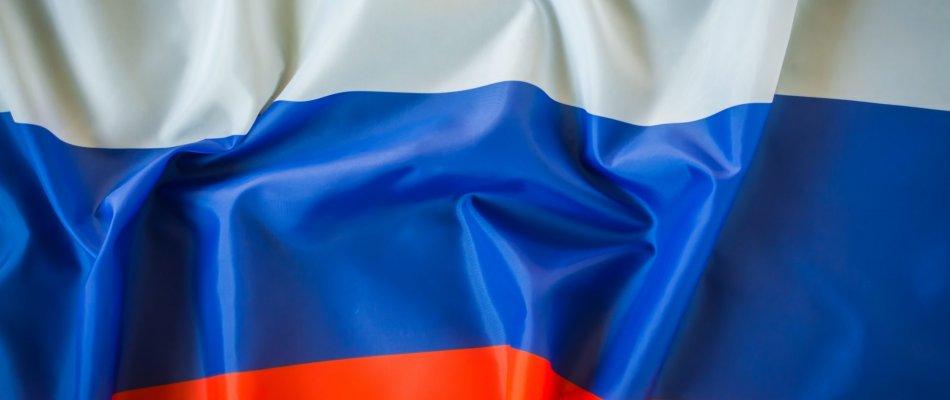 דגל רוסיה